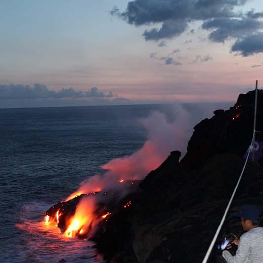 volcano national park big island hawaii